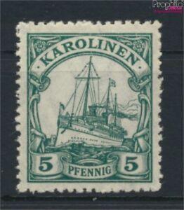 Karolinen-Dt-Kolonie-A21-postfrisch-1919-Kaiseryacht-9120247