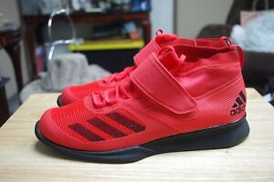 283fe15d1f6cb6 Image is loading Adidas-Crazy-Power-RK-Weightlifting-shoes-NEW-Size-