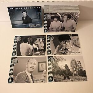 The Twilight Zone Complete Promo Card P2