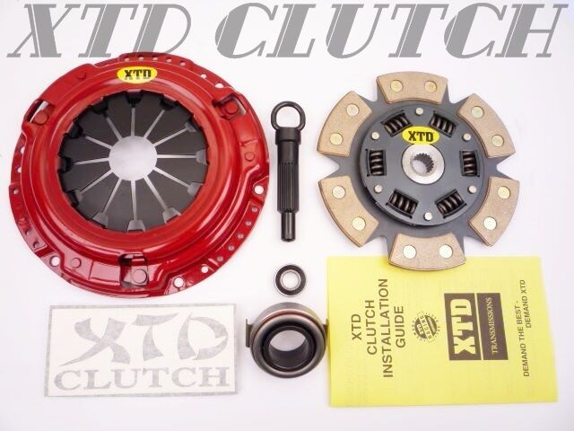 XTD® STAGE 2 STREET CLUTCH KIT 2004-2011 RX8 RX-8 *6 SPEED jdm
