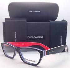 56189b26ebe DOLCE   GABBANA Rx-able Eyeglasses DG 3175 2764 52-16 Black on Multi