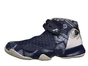 porcelana atravesar madre  Reebok Answer 10 X Allen Iverson Pump Up Money Georgetown Shoes Rare Men's  Sz 13 | eBay