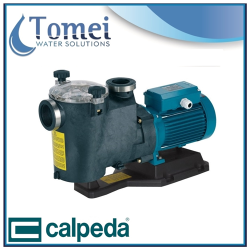 Swimming pool Pump with strainer CALPEDA MPC 41/A 1,1kW 1,5Hp 400V 50Hz