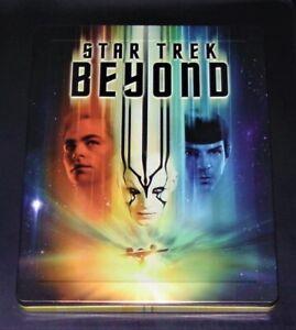 Star-Trek-Beyond-Edicion-limitada-repujados-Steelbook-con-presion-interna-Blu-Ray-1-x-gelau