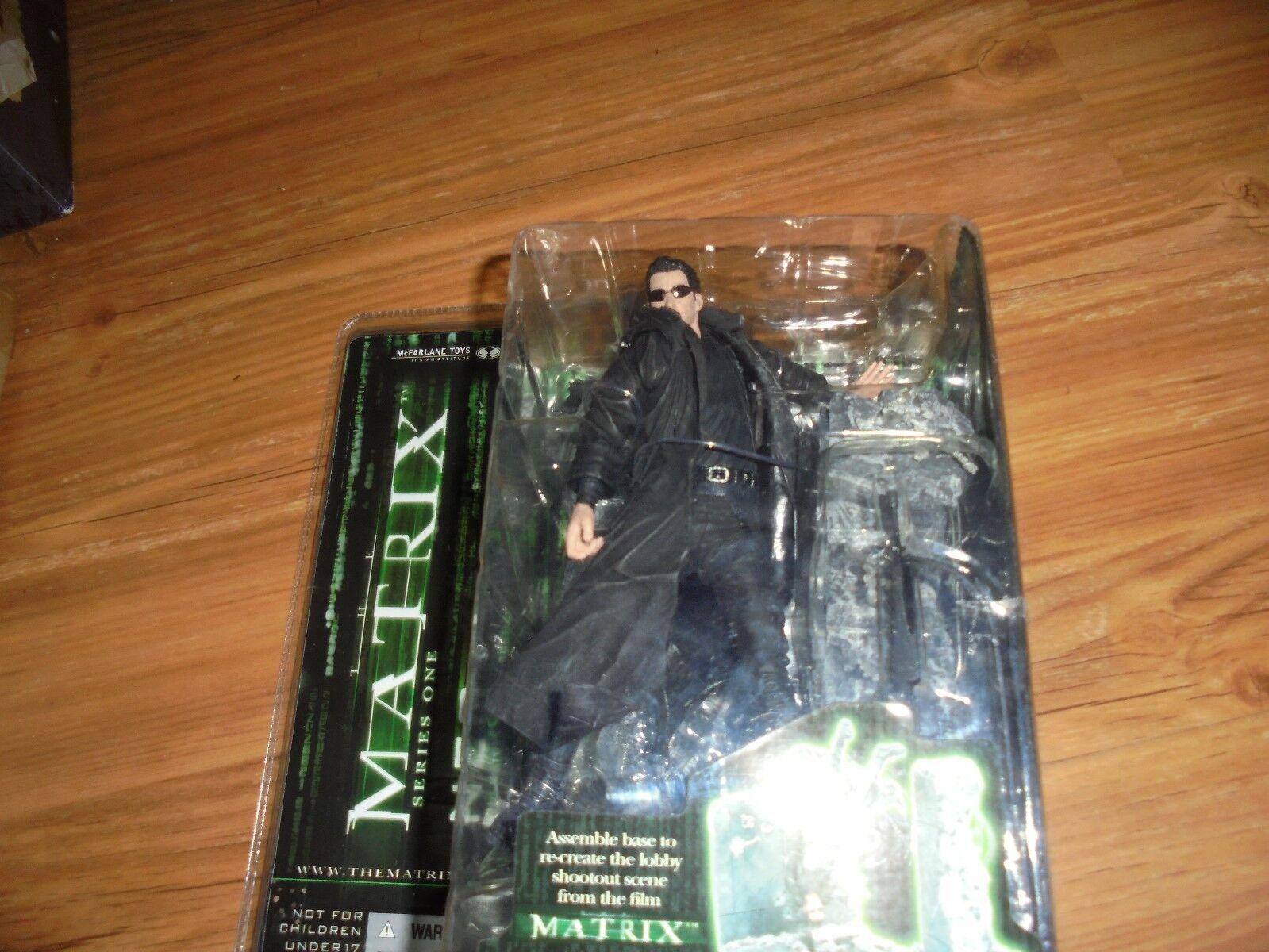 Matrix (Lobby Scene)  NEO  Series 1 Action Figure McFarlane 2003