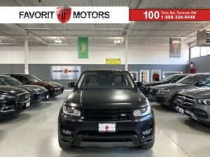 2017 Land Rover Range Rover Sport SUPERCHARGED   BREMBO   NAV   360 CAM   EXHAUST  