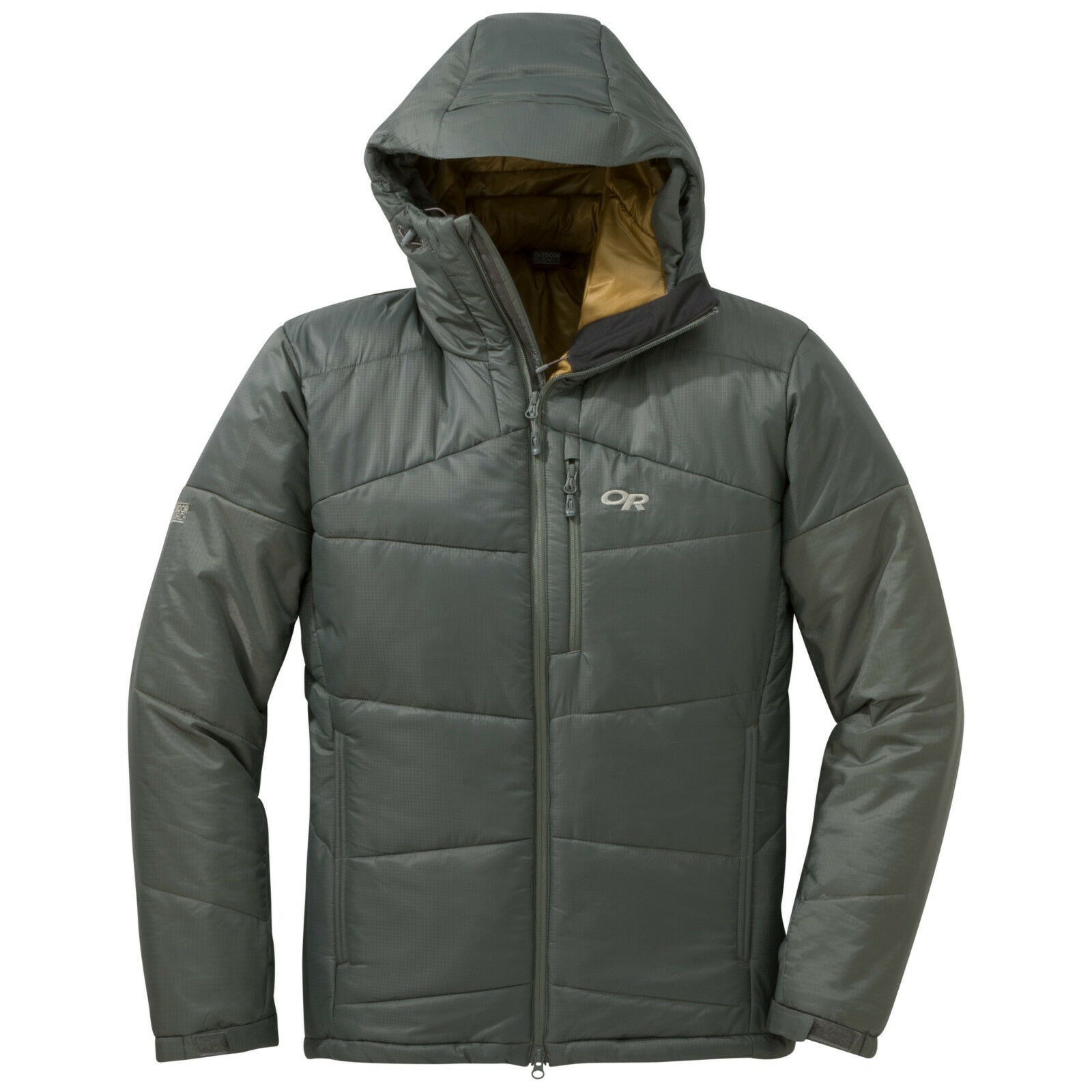 Outdoor Research Colossus Parka Mas gris