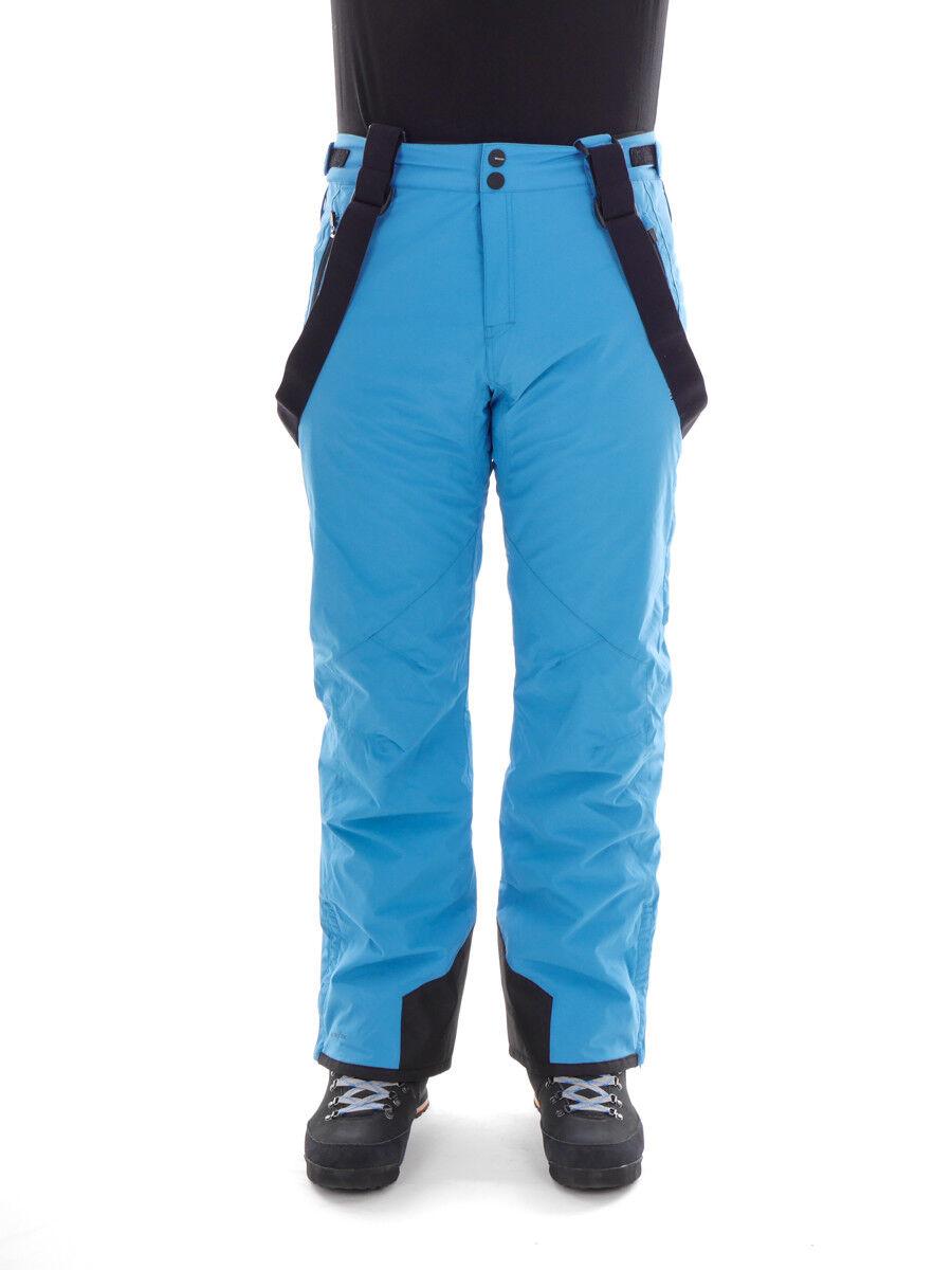 Brunotti Skihose Snowboardhose  Funktionshose blue Damiro 15k Träger  lowest prices