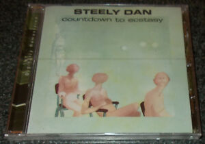 STEELY-DAN-COUNTDOWN-TO-ECSTASY-CD-1998-REMASTERED-NEW-amp-SEALED