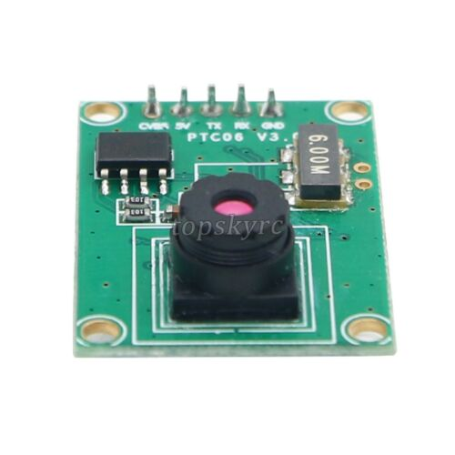 3.3V-5V Camera Module TTL//UART JPEG//CVBS for AVR STM32 Arduino VC0703 Chip tpys