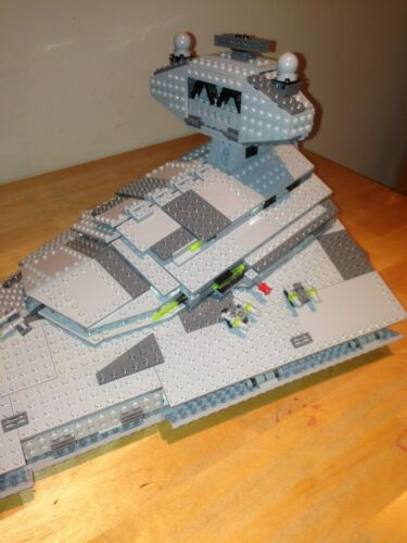Lego Star Wars 6211 Unboxed Imperial Star Destroyer