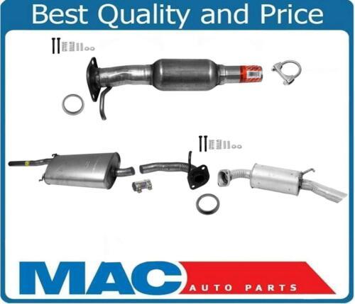 RX330 RX350 Converter Exhaust System Pipe  Muffler Walker 52398 47815 53617