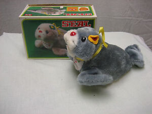 Vintage-SEAL-BO-Battery-Operated-The-Finest-Present-for-all-Children-Very-Rare
