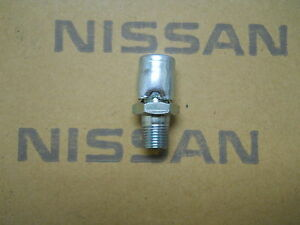 NEW GENUINE OEM NISSAN TITAN FRONTIER XTERRA REAR AXLE BREATHER TUBE VENT