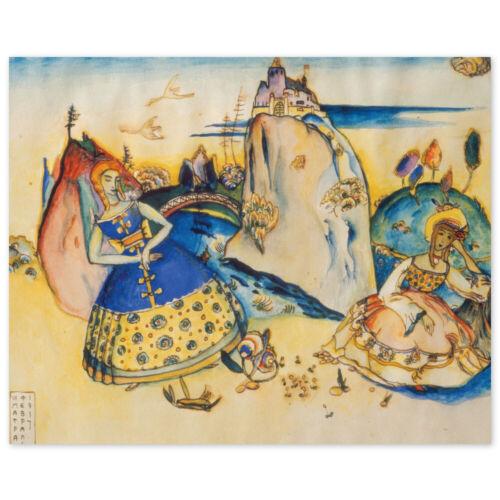 Imatra Wassily Kandinsky Poster