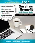 Zondervan 2016 Church and Nonprofit Tax and Financial Guide: For 2015 Tax Returns by Zondervan (Paperback, 2016)