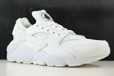 new concept cf89f 4082b item 2 Nike Air Huarache Run PRM Size 9 Mens White White-Black 704830-100 -Nike  Air Huarache Run PRM Size 9 Mens White White-Black 704830-100