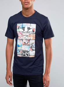 Details about Adidas Originals Mens Multicoloured BTS T Shirt AY7812 Free UK P&P!
