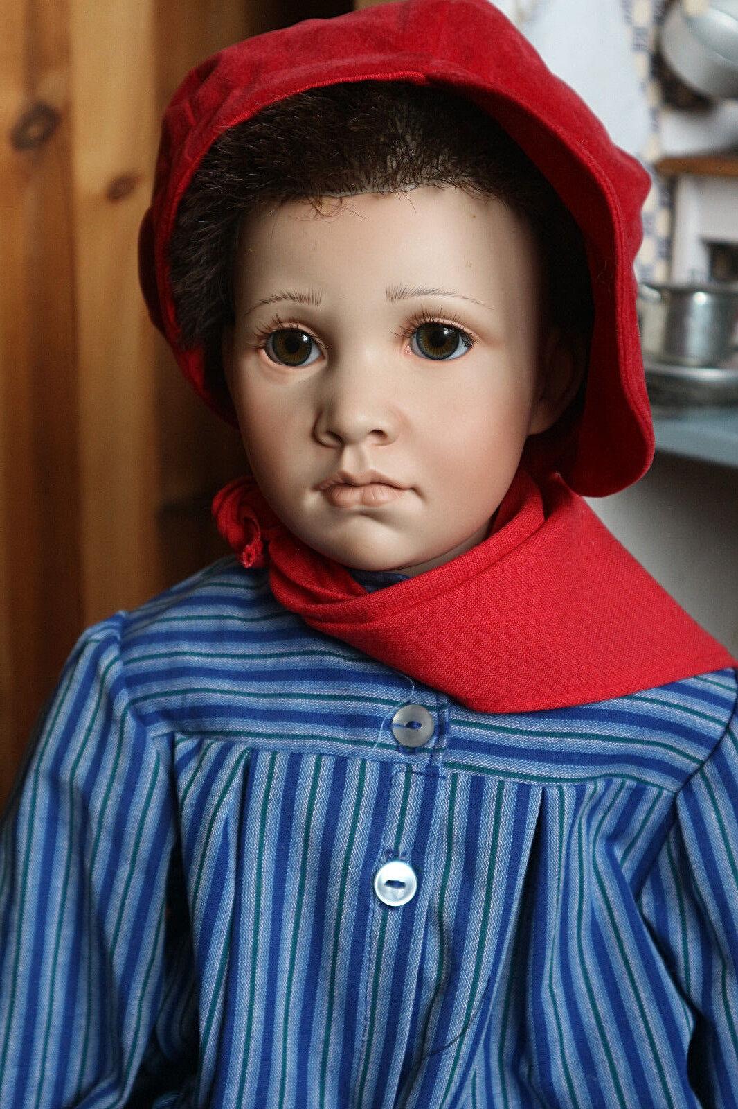 Sven de John nissen 66 cm de porcelana-genial pintado llevaría mucho vestida, resolución