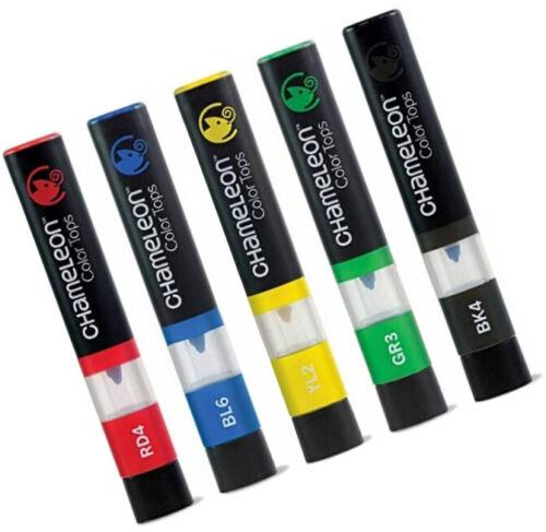 Camaleón Color Tops marcadores tonos principal-Juego de 5