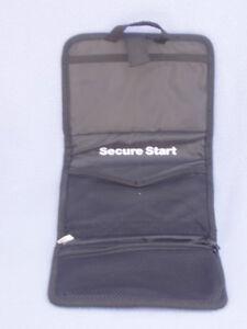 Image Is Loading Hollister Tri Fold Secure Start Travel Bag For