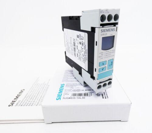 Siemens SIRIUS 3UG4633-1AL30 3UG4 633-1AL30 E:04 Überwachungsrelais unused//OVP