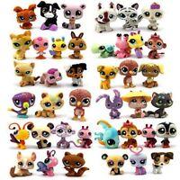 "2"" Random 5Pcs Littlest Pet Shop Lalaloopsy Figures Toys M299 Free Shipping"