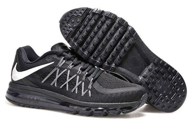 Nike Air Max 2014 2015 2016 2017 Flyknit 360 Running Shoes Kicks Mens Colors