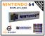 NINTENDO-64-Display-Logo-pour-Collection-de-jeux-videos-Retro-Gaming-Cadeau-Geek miniature 1