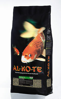 AL-KO-TE Spirulina 6 mm 13,5 kg color-amplifying Koi food