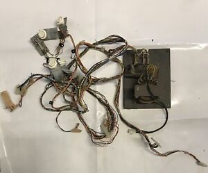 details about space invaders by midway complete wiring harness Robot Wire Harness
