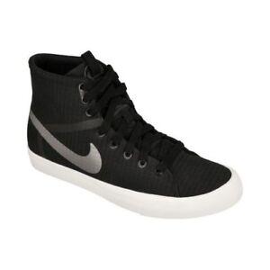 NEW Nike Primo Court Mid Women's Athletic Shoes size 7.5 US/5UK/38.5EU Black