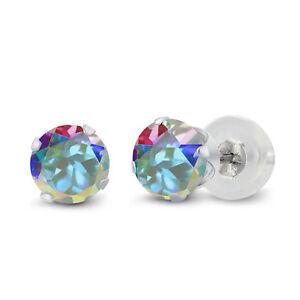 Round-5mm-Mercury-Mist-Mystic-Topaz-10K-White-Gold-Stud-Earrings