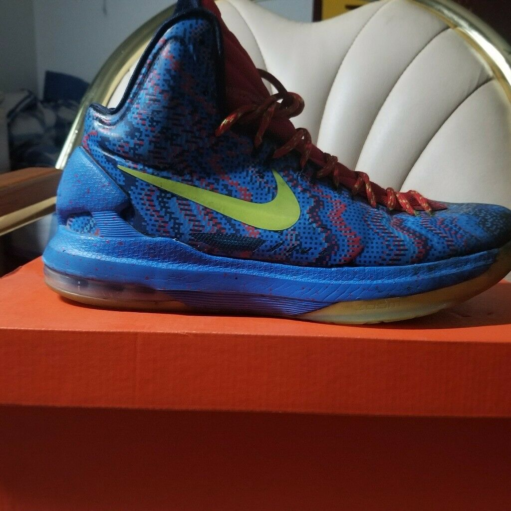 Nike 11. kd 5 weihnachten größe 11. Nike d943fa