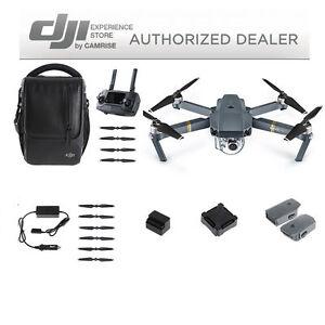 DJI-Mavic-Pro-Fly-More-Bundle-UAV-Drone
