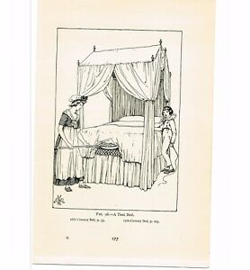 TENT-BED-BOOK-ILLUSTRATION-c1919