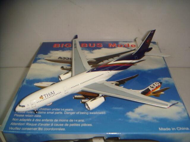 Aeroclassics 400 Thai Airways TG A330-300  2010s Color-Sukhothai  1 400