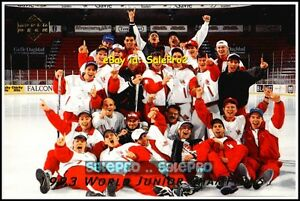 UPPER-DECK-1992-WORLD-JUNIOR-CHAMPIONS-NHL-SHORT-PRINT-MINT-INSERT-CARD-SP3