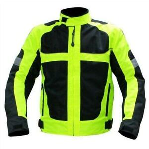 Motorcycle-Racing-Jacket-Motocross-Reflective-Protective-Gear-Safety-Pants-Sport