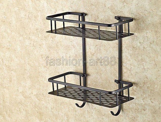 Bathroom Shower Shelf Storage Basket