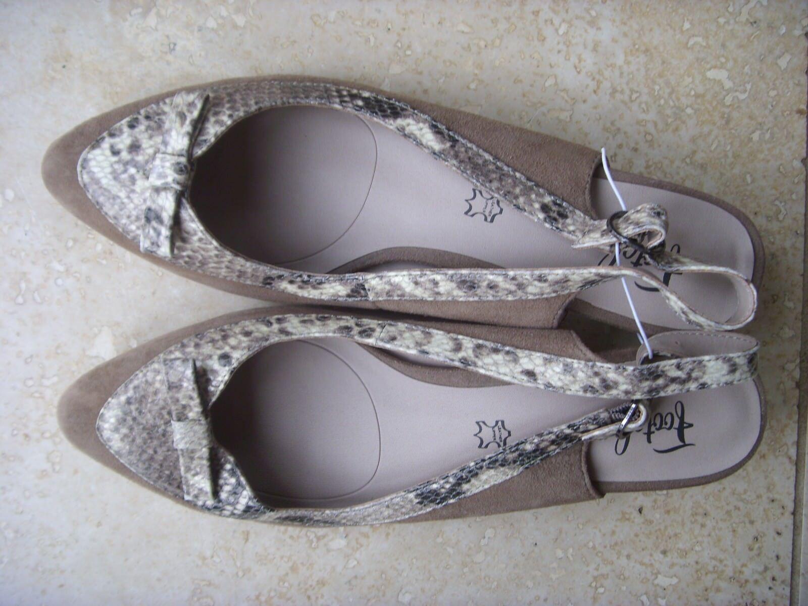 M&S ladies footglove sling R.R.P back sandals size 4.5 R.R.P sling .50 8c3f87