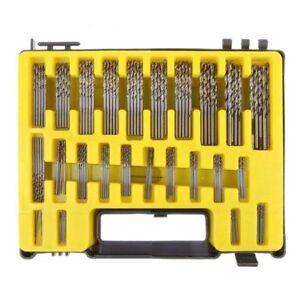 Foret-150-Pieces-0-4MM-3-2-MM-Foret-en-HSS-Titane-Acier-a-Haute-Vitesse-H4L7