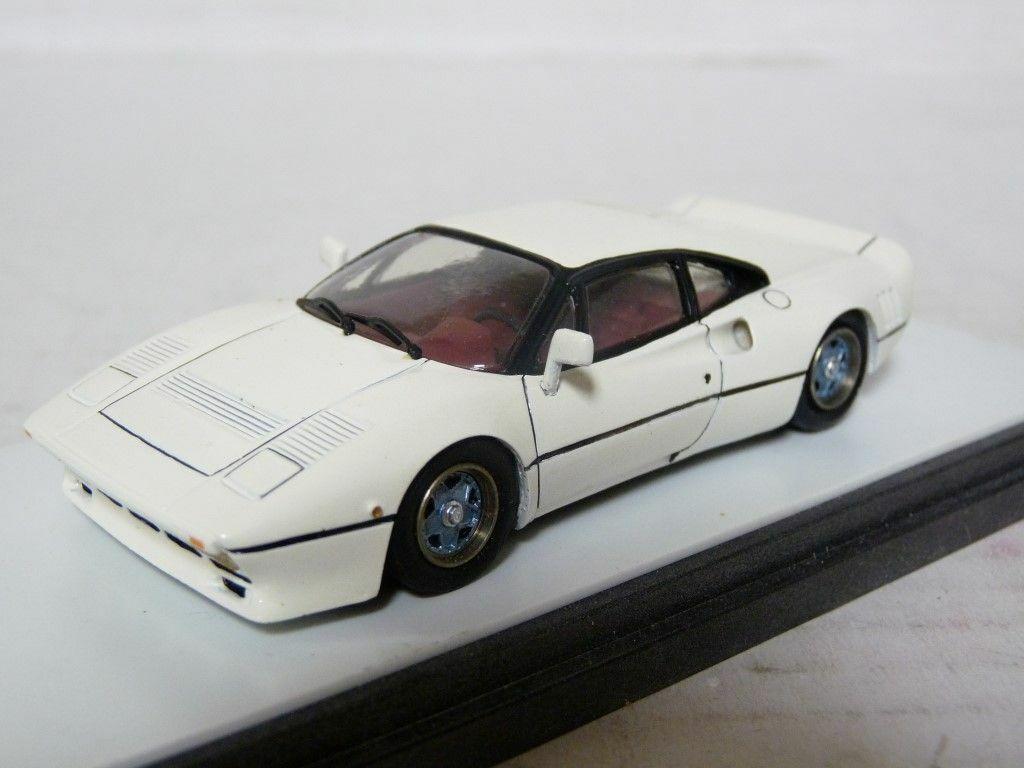 Record 1/43 1984 Ferrari 288 GTO Resin Handmade Model Car Kit Unboxed