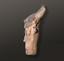 miniature 2 - STATUETTE CHANCAY CUCHIMILCO / ANCIENT STATUE TERRACOTTA, PRE INCA, PEROU / PERU