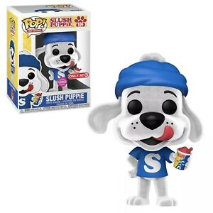 Funko POP Ad Icons Slush Puppie 106 Flocked Target Exclusive NIB - In Stock
