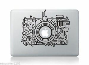 Details About Camera Vinyl Apple Macbook Pro Retina 13 Sticker Decal Skin Cover For Laptop