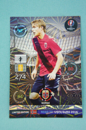 PANINI ADRENALYN XL Road to UEFA EURO 2016 Limited Edition scegliere to choose