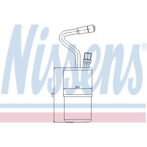 Sèche-linge Air Conditionné-NISSENS 95135
