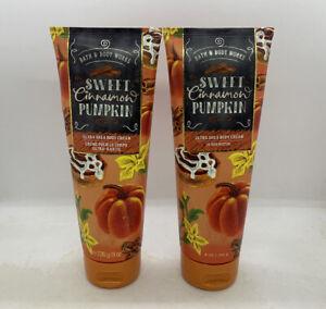 2x-Sweet-Cinnamon-Pumpkin-By-Bath-amp-Body-Works-Ultra-Shea-Body-Cream