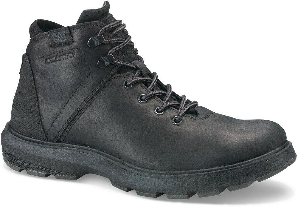 CATERPILLAR Factor Waterproof P722922 Leather Turnschuhe Casual schuhe Stiefel Mens
